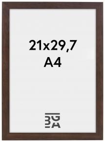 Stilren Saksanpähkinä 21x29,7 cm (A4)