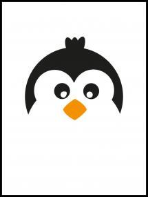 Penguin Juliste