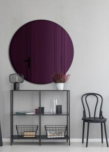Peili Slim Purple 70 cm Ø