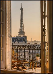 Afternoon In Paris Juliste