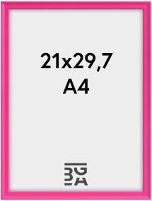 Vince Vaaleanpunainen 21x29,7 cm (A4)