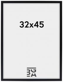 Kehys Edsbyn Musta 32x45 cm