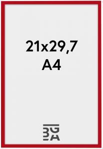 Kehys New Lifestyle Punainen 21x29,7 cm (A4)