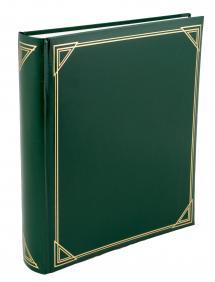Henzo Promo Vihreä - 29x33 cm (100 Valkoista sivua / 50 lehteä)