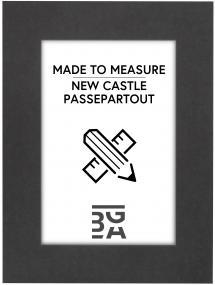 Paspatuuri New Castle - Mittatilattu