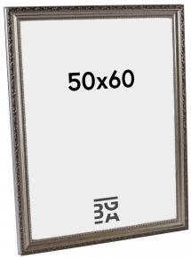 Kehys Abisko Hopeanvärinen 50x60 cm