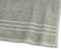 Kylpypyyhe Basic Frotee - Vihreä 65x130 cm