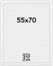 White Wood 55x70 cm
