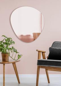 Peili Shape Rose Gold 68x70 cm