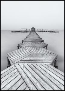 The Pier Juliste