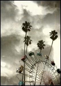 Cloudy Sky Juliste