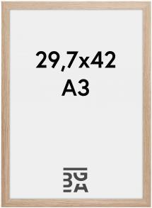 Kehys Stilren Akryylilasi Tammi 29,7x42 cm (A3)