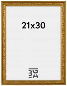Nostalgia Kullanvärinen 21x30 cm