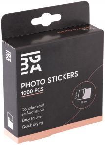 BGA Valokuvateippi 10x12 mm - 1000 st