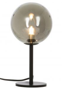 Pöytälamppu Molekyl 1 - Musta/Savu