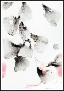 Pink ink - Green isle studio Juliste
