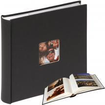 Fun Memo Musta - 200 kuvalle koossa 10x15 cm