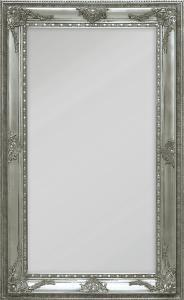 Peili Palermo Hopeanvärinen 66x126 cm