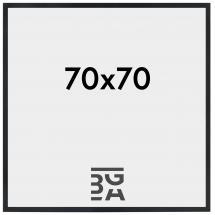 Stilren Musta 70x70 cm