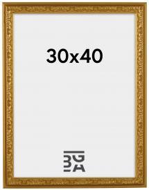 Nostalgia Kullanvärinen 30x40 cm