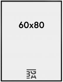 New Lifestyle Pleksilasi Musta 60x80 cm