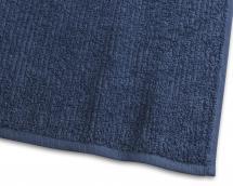 Iso kylpypyyhe Stripe Frotee - Mariinin sininen 90x150 cm