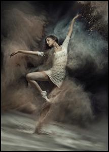 Dusty Dancer Juliste