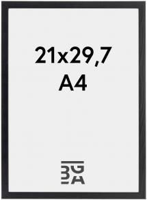 Kehys Galant Akryylilasi Musta 21x29,7 cm (A4)
