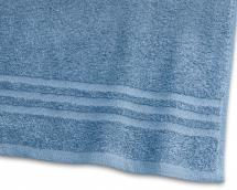 Iso kylpypyyhe Basic Frotee - Sininen 90x150 cm