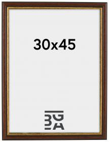 Siljan Ruskea 30x45 cm