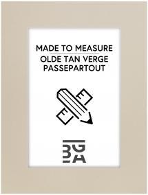 Paspatuuri Olde Tan Verge - Mittatilattu