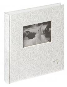 Music - 28x30,5 cm (60 Valkoista sivua / 30 lehteä)