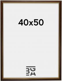 Kehys Classic Saksanpähkinä 40x50 cm