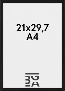 Nielsen Premium Classic Matta Musta 21x29,7 cm (A4)