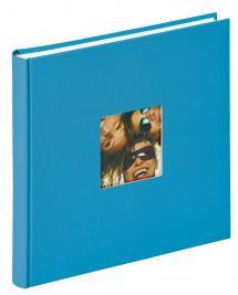 Fun Merensininen - 26x25 cm (40 Valkoista sivua / 20 lehteä)