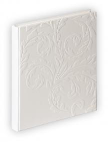Nobile Vieraskirja - 23x25 cm (144 Valkoista sivua / 72 lehteä)