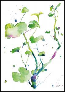 Plantbased - Green isle studio Juliste