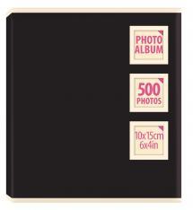 Collection Musta - 500 kuvalle koossa 10x15 cm
