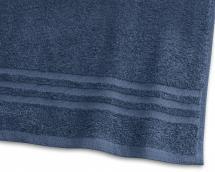 Vieraspyyhe Basic Frotee - Mariinin sininen 30x50 cm