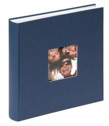 Fun Sininen - 30x30 cm (100 Valkoista sivua / 50 lehteä)