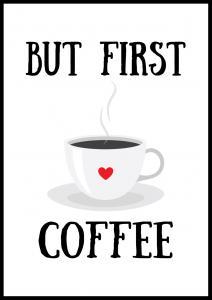 Coffee Poster Juliste