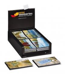 Mini Memories Holiday 6 erilaista - 40 kuvalle koossa 10x15 cm - 36-pakkaus