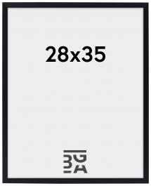 Kehys Edsbyn Musta 28x35 cm