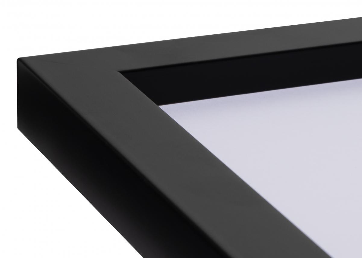 Blocky Pleksilasi Musta 80x120 cm