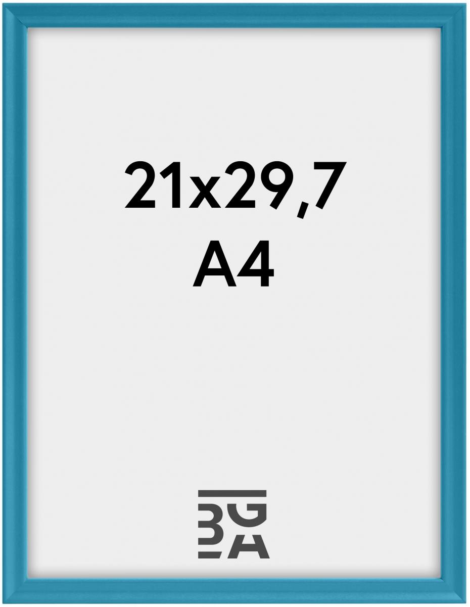 Vince Sininen 21x29,7 cm (A4)