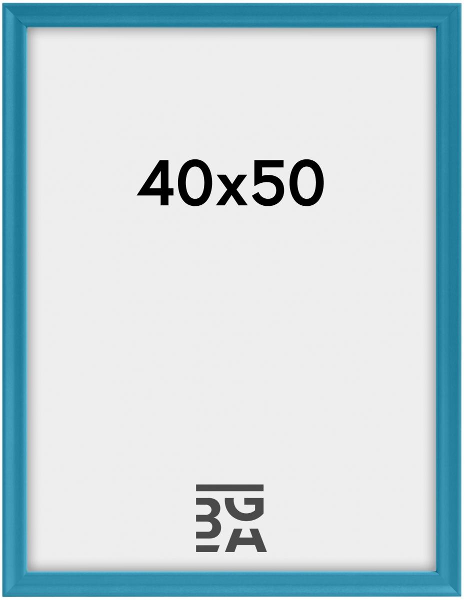 Vince Sininen 40x50 cm